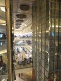 大街菲尼斯购物中心在孟买,印度 图库摄影