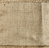 大袋纹理背景 免版税库存图片