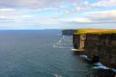 大西洋北部视图 免版税库存照片