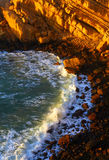 大西洋海岸海洋 免版税库存图片