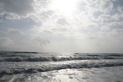 大西洋 库存照片