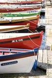 大西洋bantry小船向国际挑战 免版税库存图片