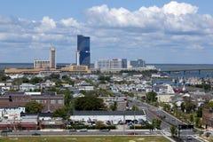 大西洋城,新泽西 图库摄影