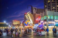 大西洋城,新泽西 免版税图库摄影