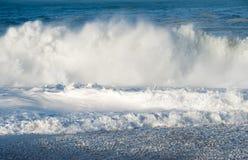 大西洋波浪 免版税图库摄影