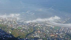大西洋海岸在南非 免版税库存图片