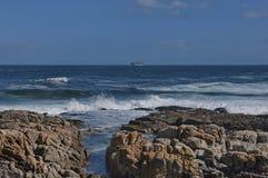 大西洋海岸开普敦 免版税库存照片