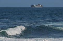 大西洋海岸开普敦 库存照片