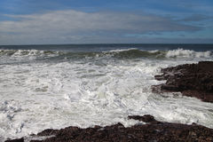 大西洋通知 库存照片