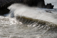 大西洋通知 库存图片