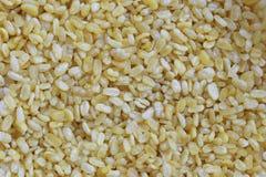 大豆背景,快餐表面由豆制成在泰国 图库摄影