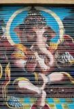 大象上帝Ganesha 库存图片