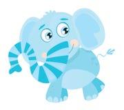 大象向量 库存图片