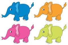 大象四 免版税图库摄影