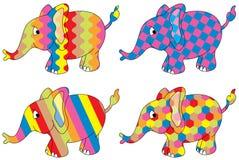 大象四 库存图片