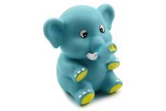 大象小的玩具 免版税图库摄影