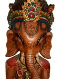 大象屏蔽 免版税图库摄影