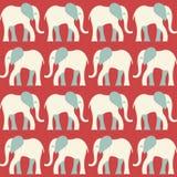 大象样式 免版税图库摄影