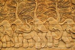 大象样式 图库摄影