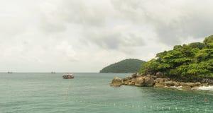大象海岛 库存图片