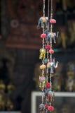 大象玩具 免版税库存图片