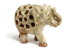 大象纪念品 免版税库存图片