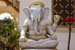 大象雕象柬埔寨马德望 库存图片