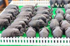 大象马球计划 免版税图库摄影