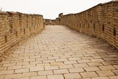 大路墙壁 免版税库存照片