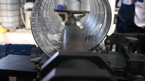 大过滤器的生产的机器 影视素材