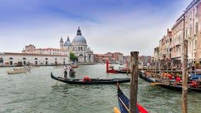 大运河威尼斯的看法 库存图片