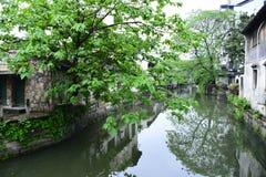 大运河瓷 库存图片