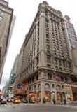 大道城市第五纽约 免版税图库摄影
