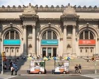 大都会艺术博物馆在纽约 库存图片
