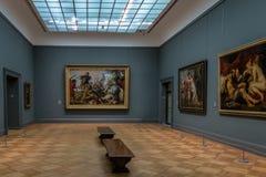 大都会艺术博物馆-纽约,美国 库存图片