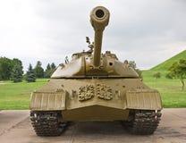 大量俄国坦克 免版税库存图片