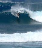 大量海浪 免版税库存图片
