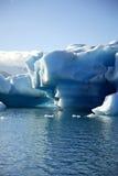 大量的冰山 免版税库存照片