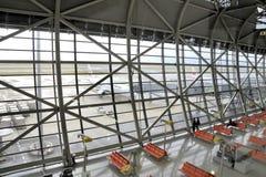 大阪国际机场 免版税库存照片