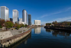 大阪城堡公园 库存图片