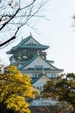 大阪城堡公园 图库摄影