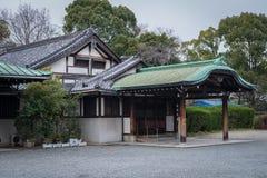 大阪日本 免版税库存照片