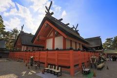 大阪日本Sumiyoshi Taisha寺庙著名寺庙旅行旅游业地标  图库摄影