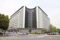 大阪警察 图库摄影