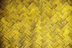 大难看的东西竹子样式 免版税库存图片