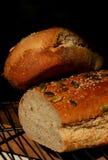 大面包机架种子电汇 免版税库存图片