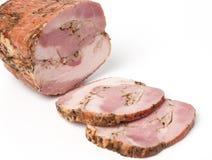 大面包肉 库存照片