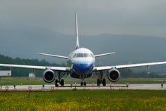 大飞机 免版税库存照片