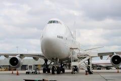 大飞机 免版税库存图片