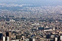 大马士革叙利亚 免版税库存照片